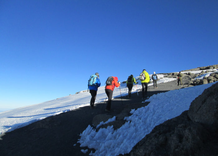 5 Days Marangu Route - Kilimanjaro Climb