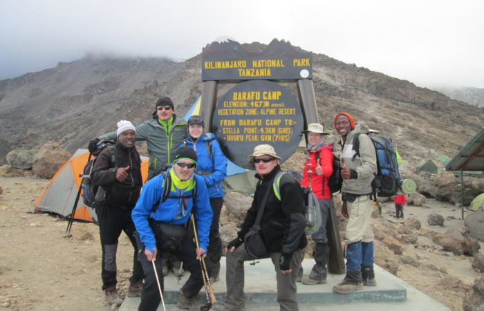 6 Days Marangu Route - Kilimanjaro Climb
