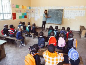 Volunteer Program in Tanzania